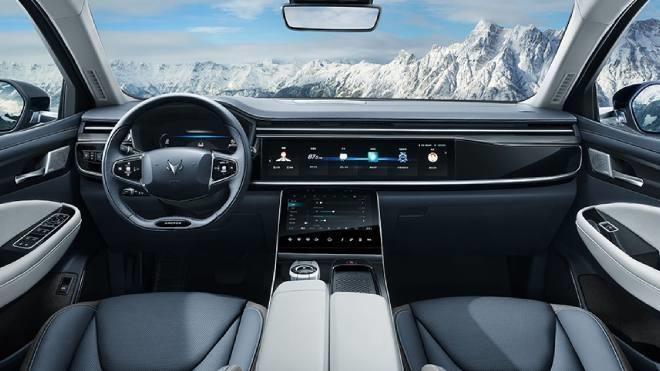 شركة صينية تقدم SUV كهربائية تقطع 650 كم بشحنة واحدة