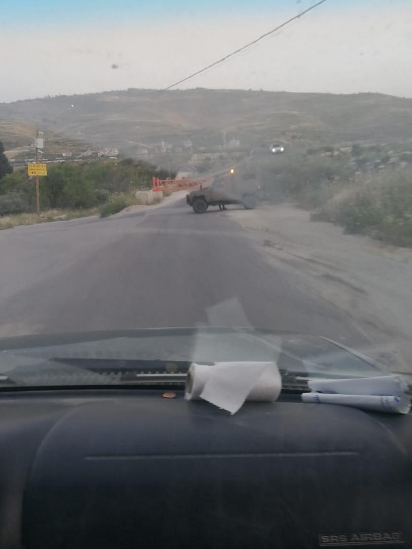 الاحتلال يغلق حوارة- شجار بين مستوطنين يؤدي إلى استنفار الجيش