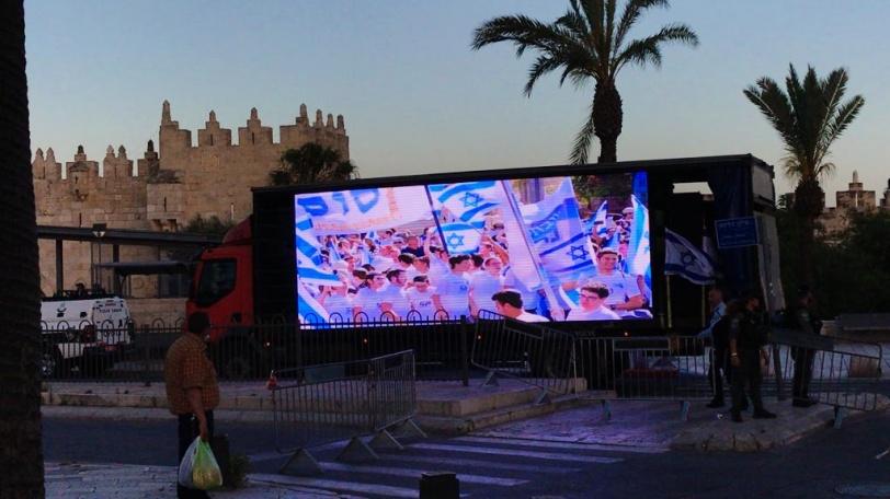 هكذا بدت احتفالات المستوطنين في ذكرى احتلال القدس في ظل كورونا