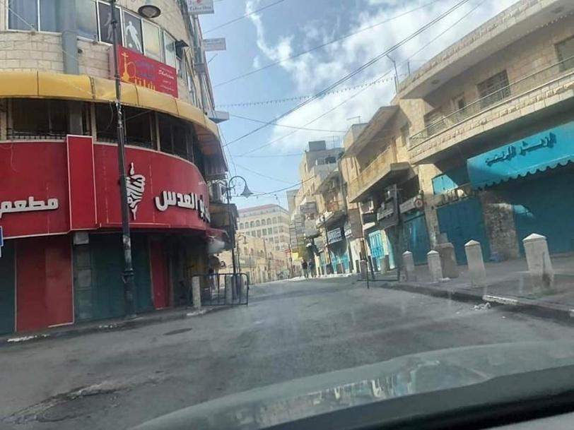 صور- قبيل العيد.. شوارع مهجورة ومدن صامته