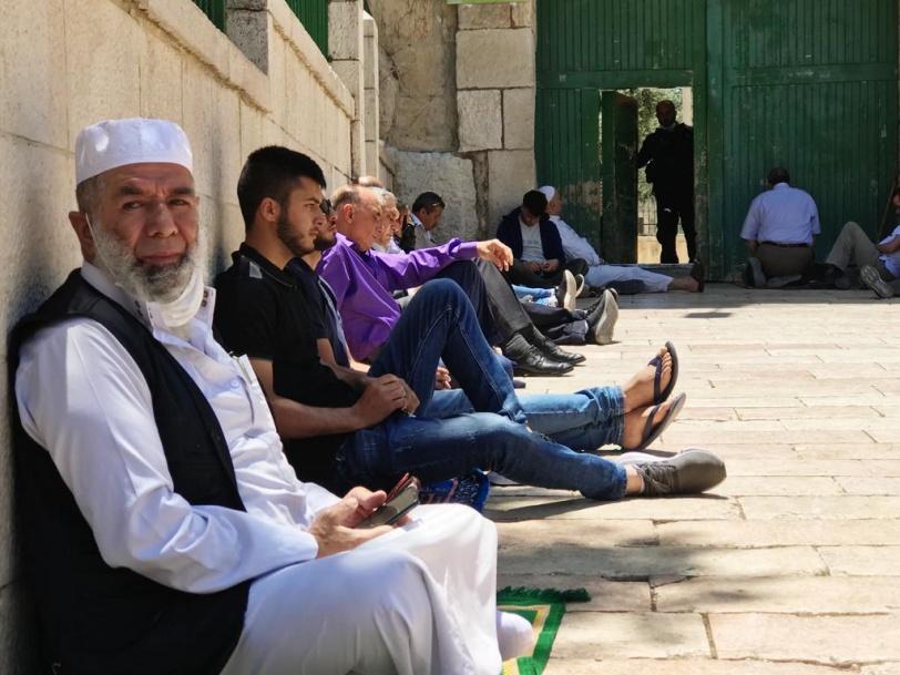 عشية فتح الأقصى - ابعادات واعتقالات واستدعاءات لرموز دينية ووطنية مقدسية