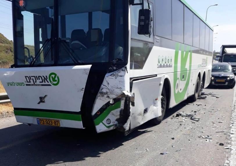 مصرع مواطن إثر حادث سير على طريق قلقيلية نابلس