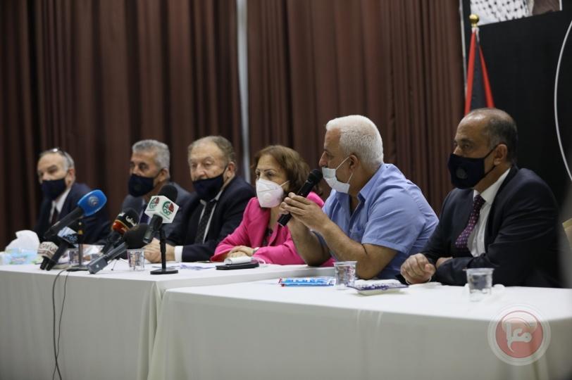 """العسيلي: سيتم تلبية الاحتياجات اللازمة في الخليل لمواجهة """"كورونا"""""""