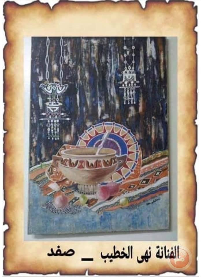 رسائل من فلسطين معرض تشكيلي بمشاركة 80 فنان من الوطن والشتات Whatsapp-image-2020-07-23-at-08-31-59-1595490211-jpeg-1595490211.wm
