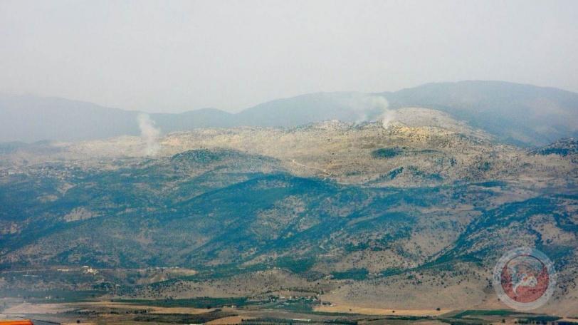 معا ترصد.. حزب الله يهاجم آلية احتلالية بالكورنيت