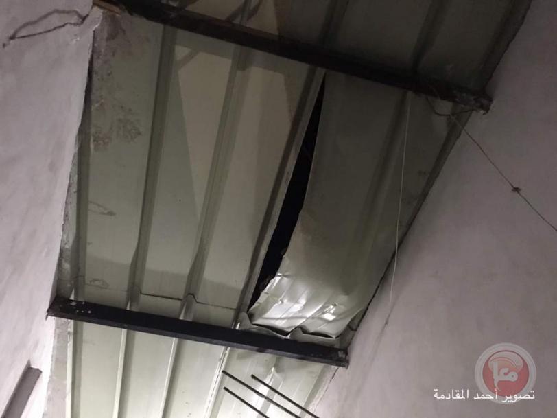 إصابة طفلين وامرأتين إحداهما حامل بقصف على القطاع