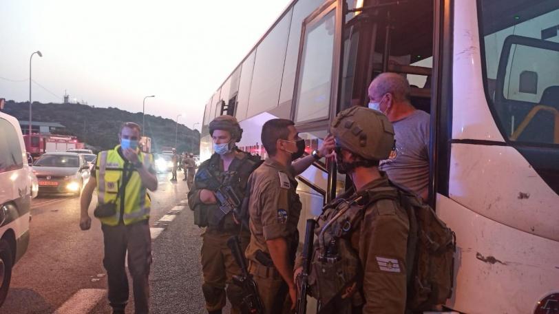 مصرع 4 مواطنين في حادث سير شرق قلقيلية