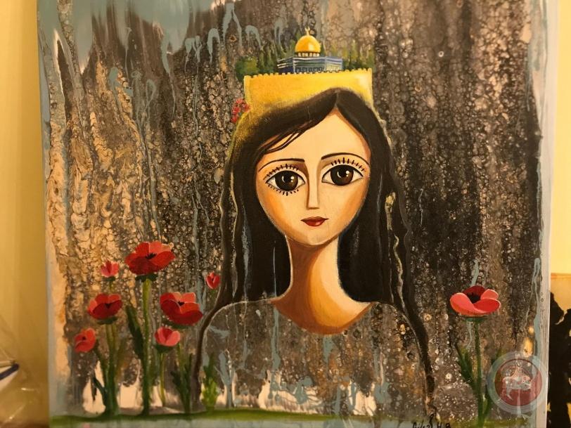 """معرض """"أنا وناجي"""" يعيد تشكيل أعمال شهيد الريشة ناجي العلي"""
