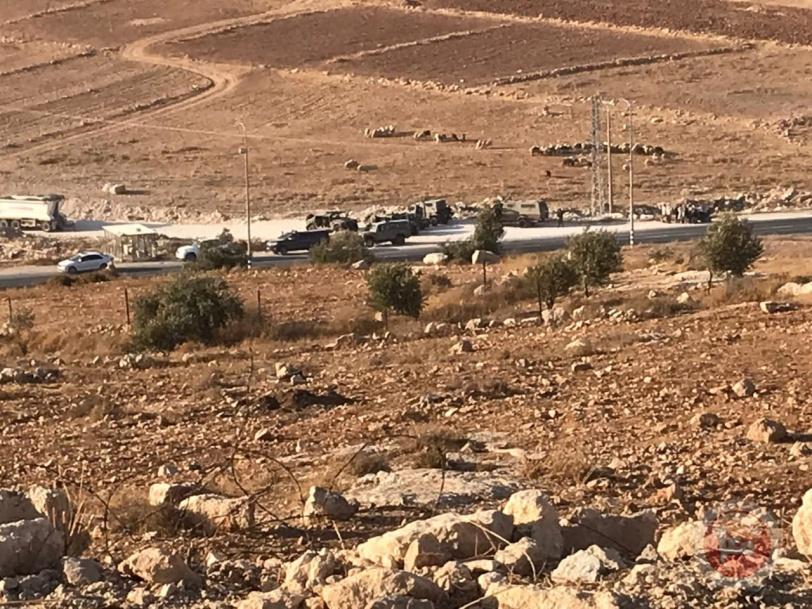 الاحتلال يبحث عن مستوطن فقدت آثاره جنوب الخليل