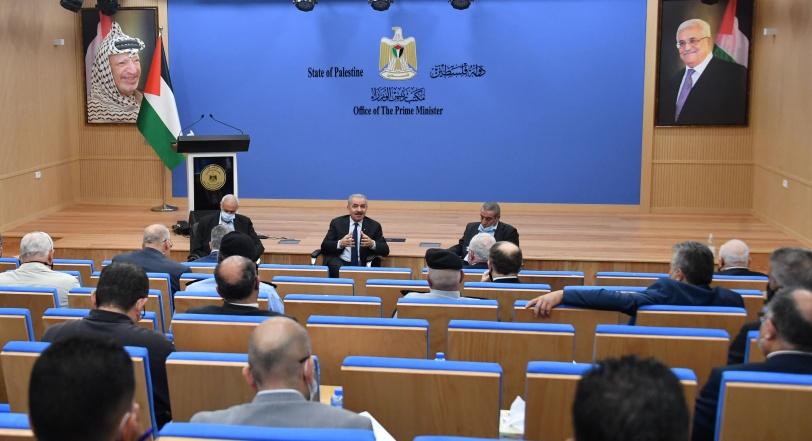 الضفة: تشديد الإجراءات وتغليظ العقوبات وإغلاق مناطق الخطر