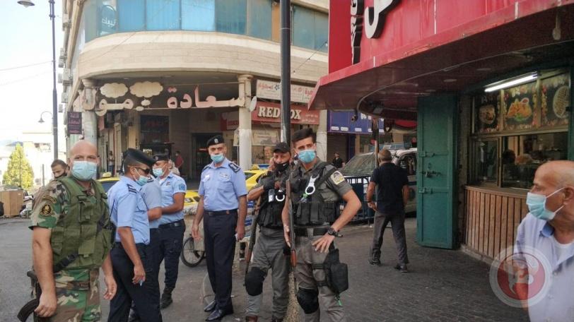 بيت لحم: انطلاق حملة مكثفة لتطبيق إجراءات السلامة العامة