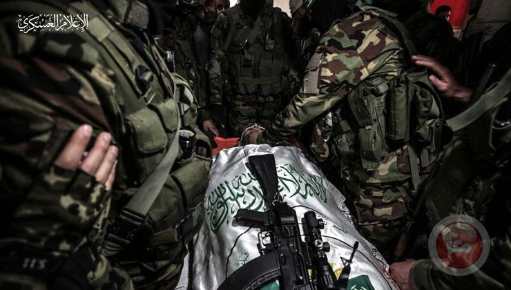 كتائب القسام تعلن وفاة قائد ميداني فيها اثر مرض عضال