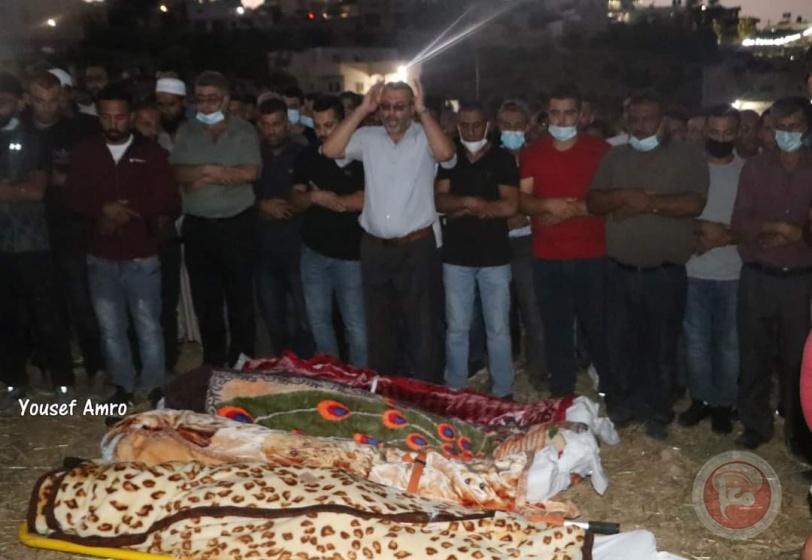 صور- دورا تشيّع جثامين 4 من ضحايا الغرق