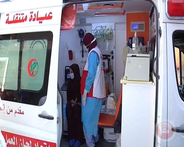 مبادرة للوصول للمرضى في ظل حظر التجوال بغزة