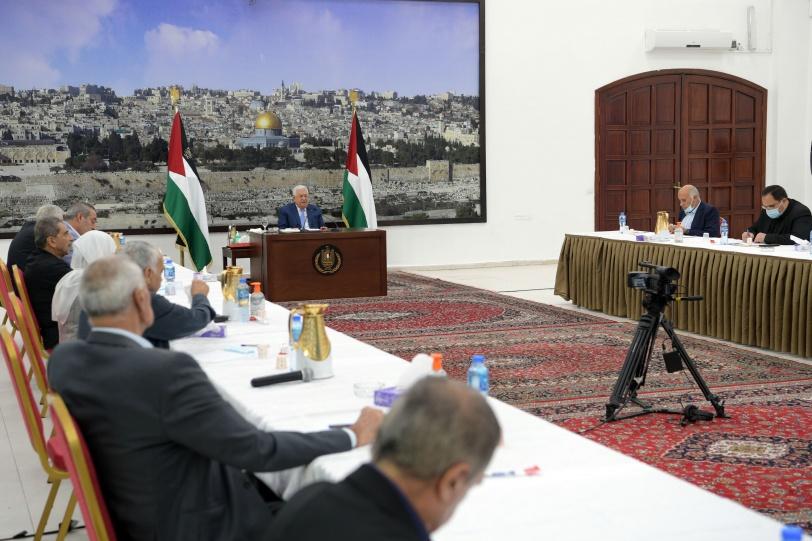 """""""مركزية فتح"""" تعقد اجتماعا وتصادق على التوافقات التي تمت مع حماس"""