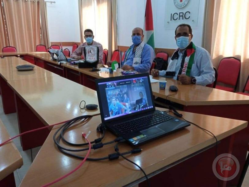 الاتحاد الدولي لكرة القدم البتر يوافق على اعتماد دولة فلسطين عضوا في الاتحاد