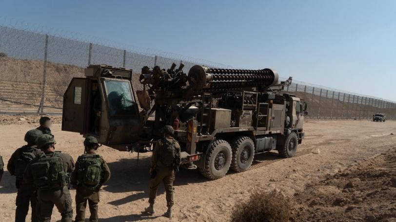 جيش الاحتلال يكشف عن نفق جنوب قطاع غزة