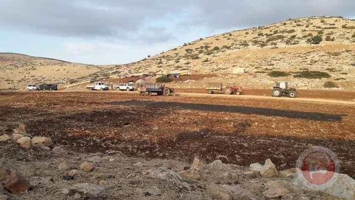 الاحتلال يشن حملة مصادرة وهدم على ممتلكات المواطنين في الاغوار