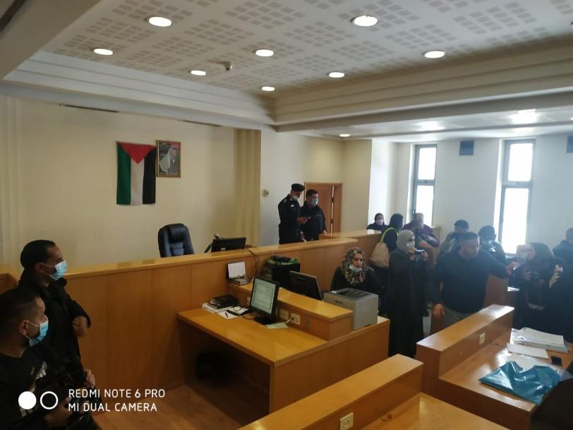 الحكومة البريطانية امام القضاء الفلسطيني