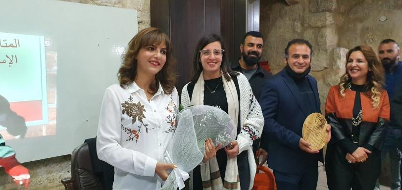 بيت لحم تستضيف الكاتبة نسب حسين في ندوة حول الصراع على هوية القدس الثقافية