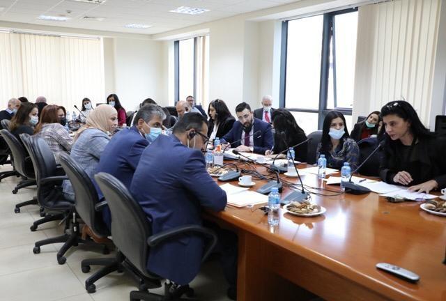 اللجنة الفرعية الأوروبية الفلسطينية لحقوق الإنسان وسيادة القانون تعقد اجتماعها السنوي