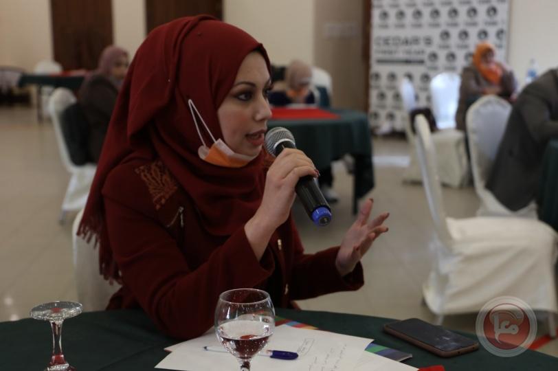 """غزة: جلسة مسائلة  بعنوان""""تداعيات جائحة كورونا على الخدمات الصحية المقدمة للنساء"""""""