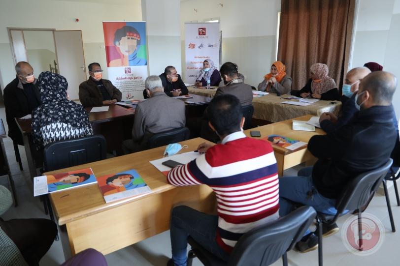 مركز شؤون المرأة يختتم تنفيذ جلسات مساءلة مجتمعية ضمن برنامج حياة المشترك