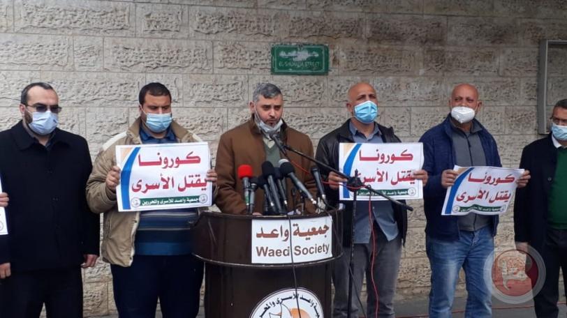 مختصون يحذرون من التدهور الصحي الخطير للأسير باسل مخلوف