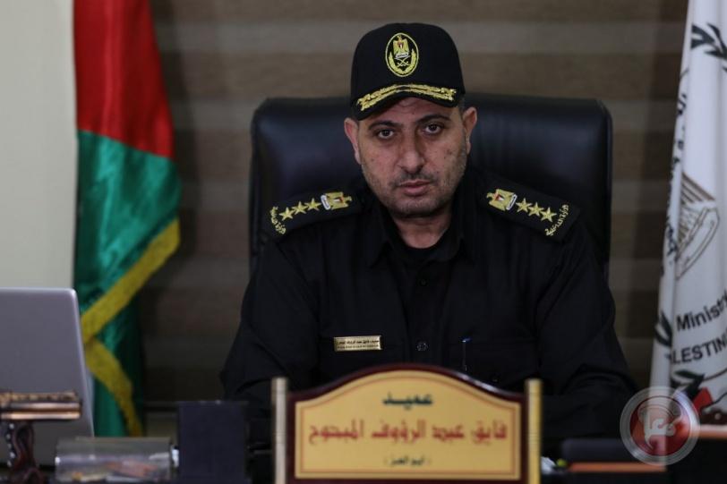 الداخلية بغزة: الإبقاء على الإجراءات الوقائية لمواجهة كورونا دون تغيير