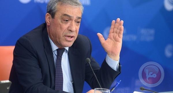 السفير الفلسطيني في روسيا د. عبد الحفيظ نوفل