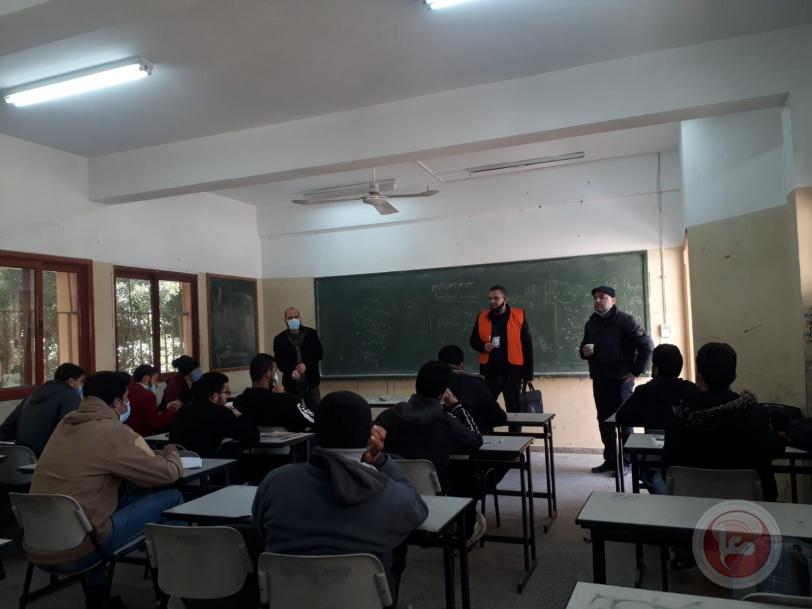 افتتاح مراكز تسجيل الناخبين بغزة واكثر من مليون ونصف حدثوا بياناتهم