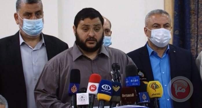 فصائل المقاومة تطالب باجراء الانتخابات بالقدس تصويتا وترشيحا