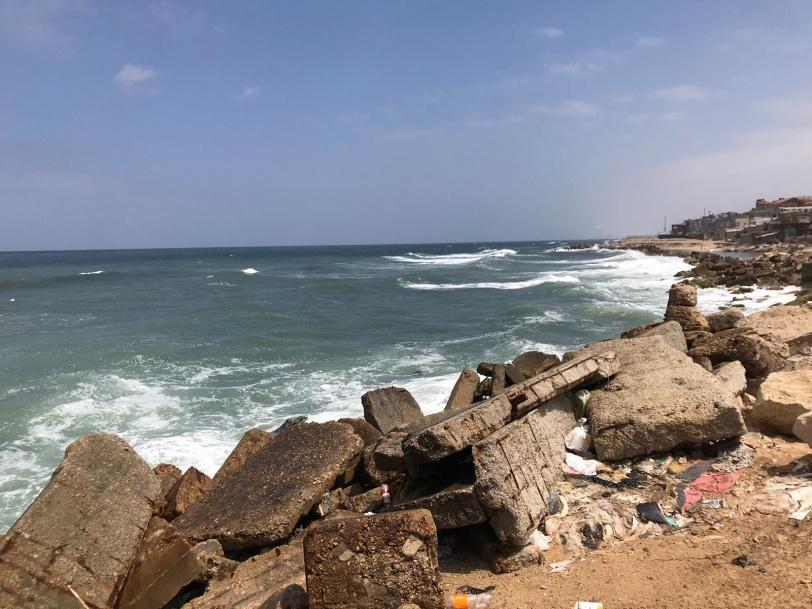 غزة: زوارق الاحتلال تهاجم الصيادين واطلاق نار نحو رعاة الاغنام