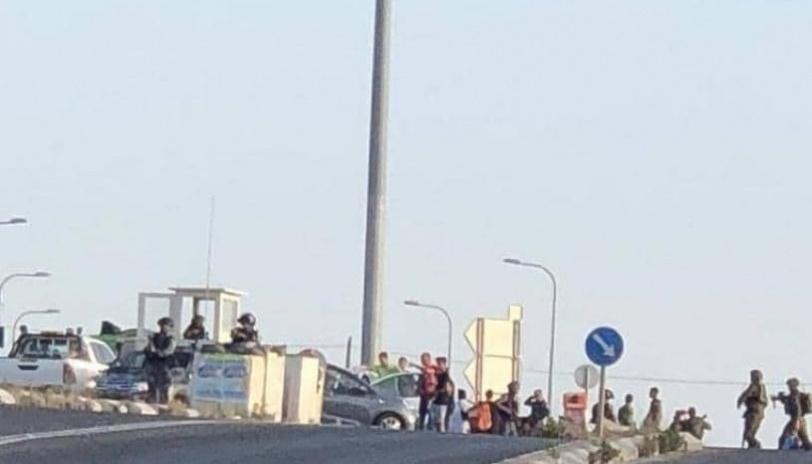 إصابة 3 مستوطنين في عملية إطلاق نار جنوب نابلس