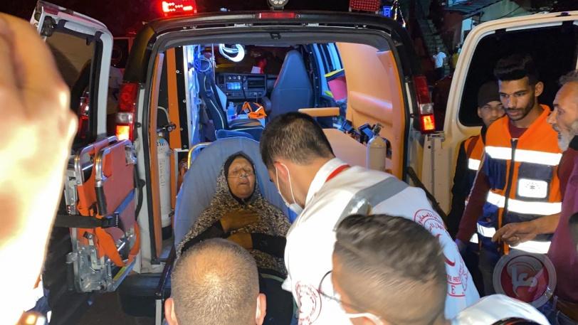 الهلال الاحمر 10 اصابات بعد قمع الاحتلال وقفة تضامنية مع أهالي حي الشيخ جراح 6f6d06d1-7879-4094-b9b6-e3d2c286ea5c-1620079587-jpg-1620079587.wm