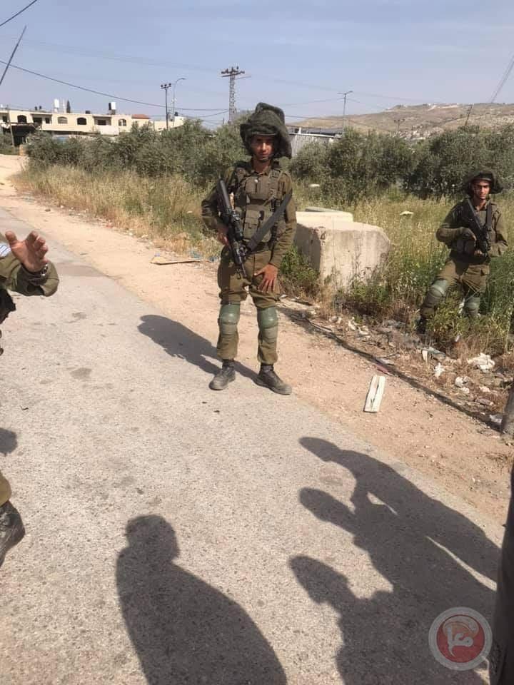 حصار شامل على عقربا- الاحتلال يستعين بمئات الجنود لملاحقة منفذ عملية زعترا