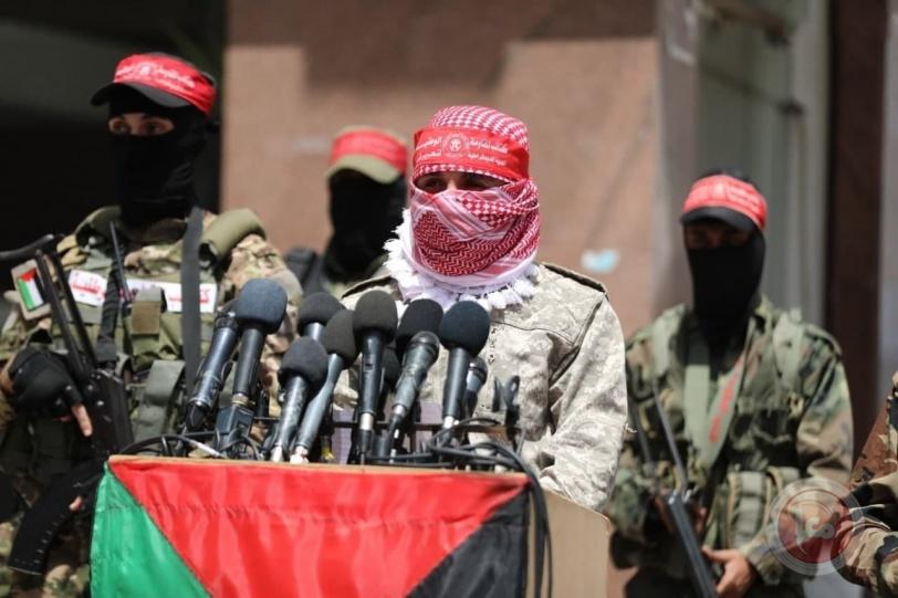 كتائب المقاومة الوطنية تعلن حالة الاستنفار العام على حدود غزة