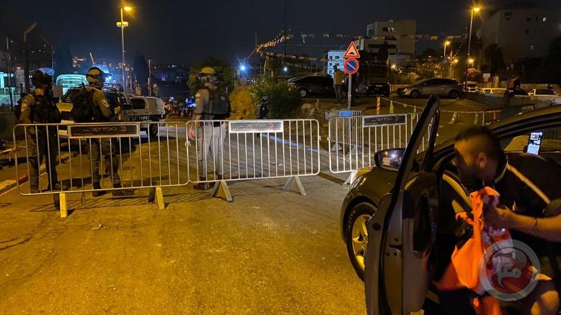 اصابات واعتقالات في القدس