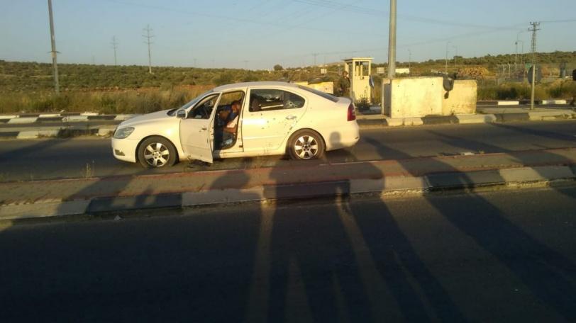 شهيد ومصاب برصاص الاحتلال على حاجز زعترا جنوب نابلس (فيديو).