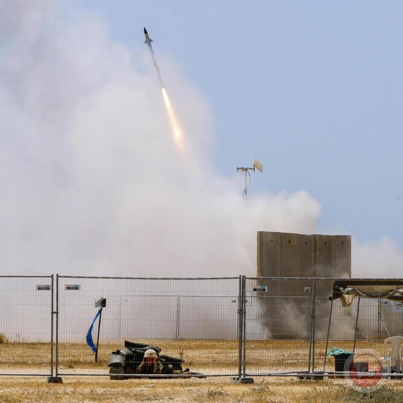 (فيديو)- القسام توجه ضربة صاروخية هي الأكبر لاسدود وعسقلان