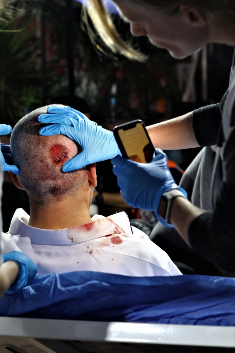 """""""أطباء بلا حدود"""" تقدم المساعدة الطبية لمصابي القدس"""