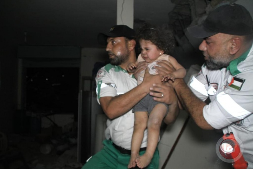 غزة تحت القصف في عيد الفطر- شهيدان يرفعان الحصيلة لـ 69 شهيدا