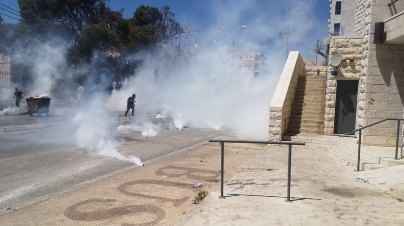 الضفة تنتفض غضبا في وجه الاحتلال