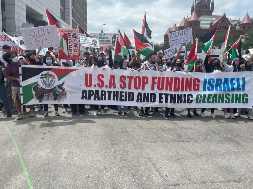 صور- مظاهرات في عدد من دول العالم تضامنا مع شعبنا