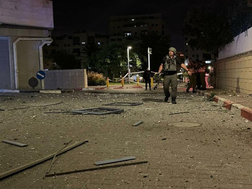 ردا على مجزرة الشاطئ.. المقاومة تمطر المدن الإسرائيلية بالصواريخ