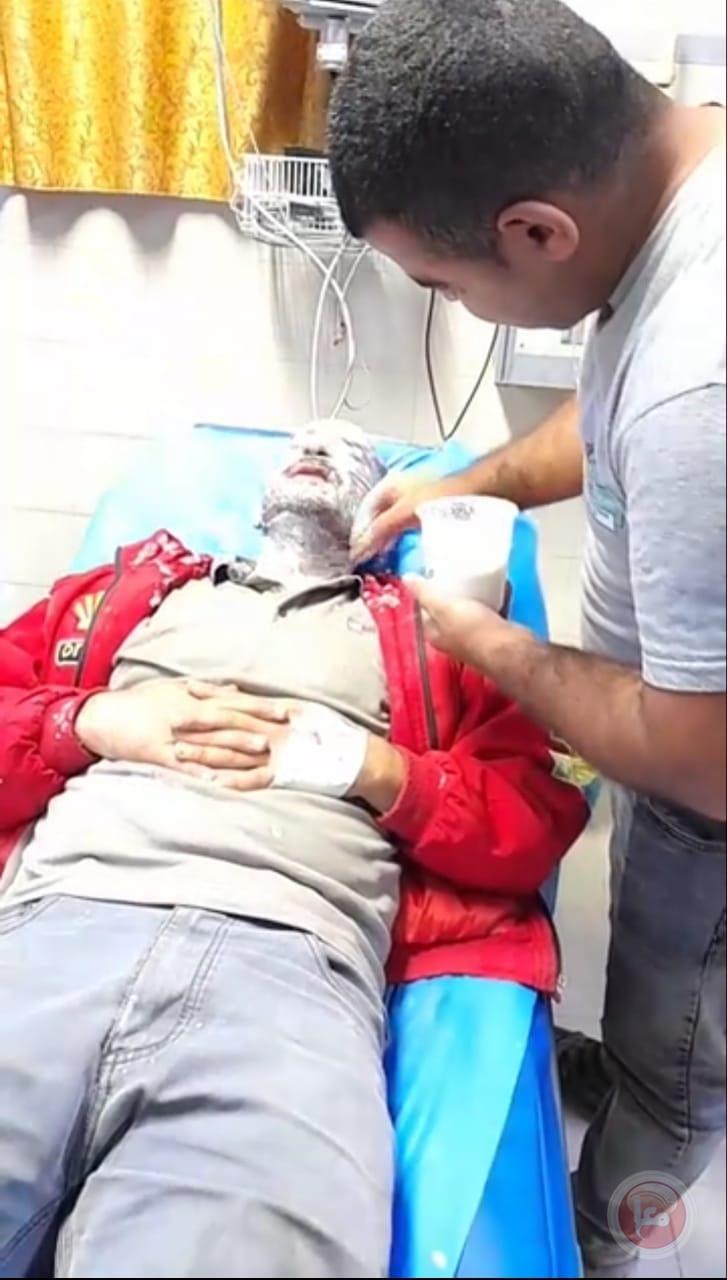 اصابات بعد اعتداء المستوطنين على المزارعين في واد قانا