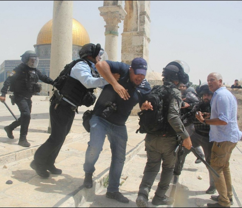 نقابة الصحفيين تشيد بالطواقم وتحذر من جرائم الاحتلال