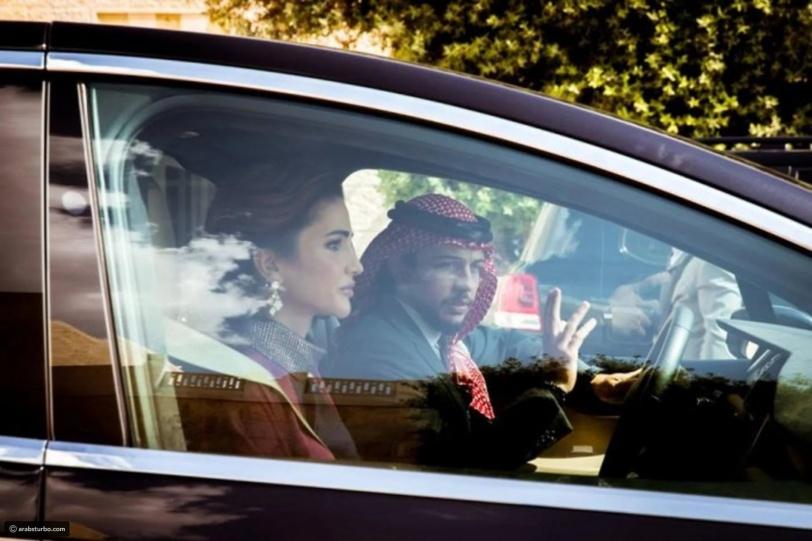 بالصور- قمة الفخامة: مواصفات سيارات الملكة رانيا
