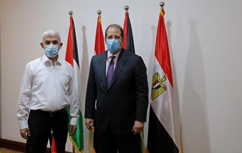 عباس كامل يصل غزة اليوم لأول مرة منذ توليه منصبه