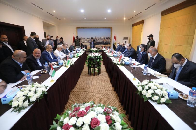 عباس كامل يزور غزة لأول مرة منذ توليه منصبه
